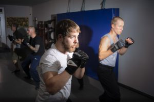 Wing Chun Boxing and Kicking (Beginners)